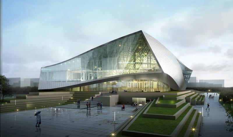万博官网登录入口商贸与内蒙古自治区美术馆合作