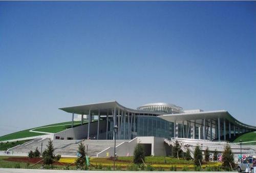 呼市历史自然博物馆对万博官网登录入口商贸的评价