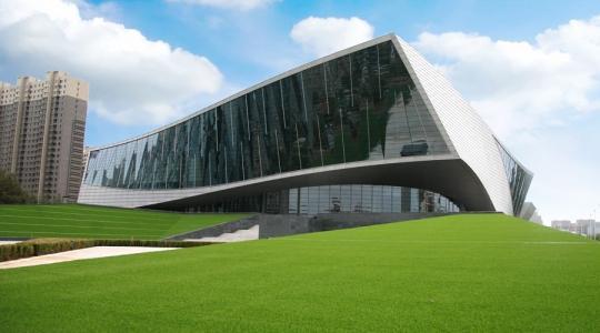 万博官网登录入口商贸与内蒙古美术馆合作